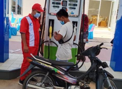 Pertamina Resmikan Tiga BBM Satu Harga pada Hari Pahlawan