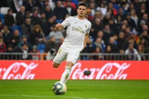Striker Madrid Luka Jovic Dihukum karena Langgar Aturan Lockdown
