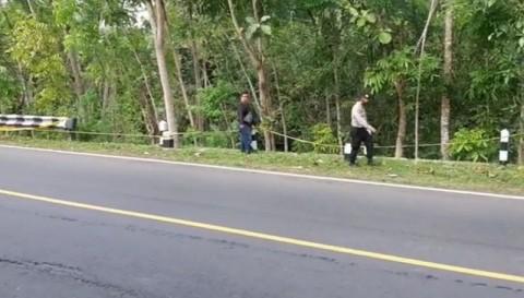 Mayat Tanpa Identitas Ditemukan di Jalan Yogyakarta-Wonosari