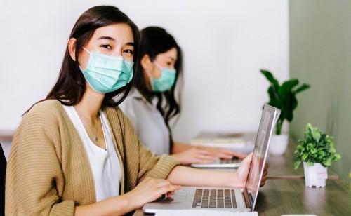 Konsep pengembangan Satelite Office menjadi tren baru pada pandemi covid-19 ini. (Foto: Onyva)