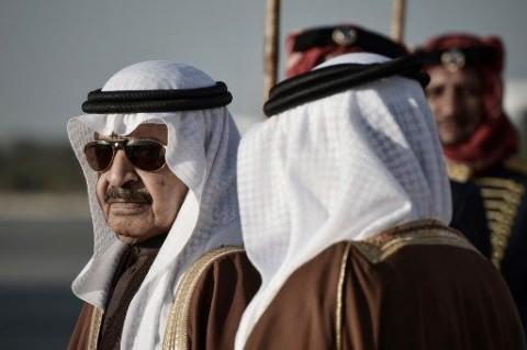 PM Bahrain Tutup Usia