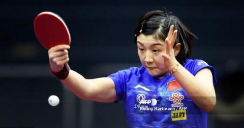 Chen Meng Rebut Gelar Kejuaraan Piala Dunia ITTF di Weihai