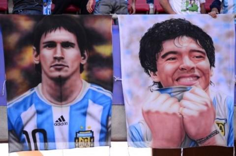 Siapa Lebih Hebat, Diego Maradona atau Lionel Messi?
