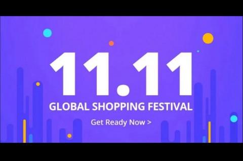 Alibaba Sebut Ada 11 Negara Ikuti Festival Belanja 11.11