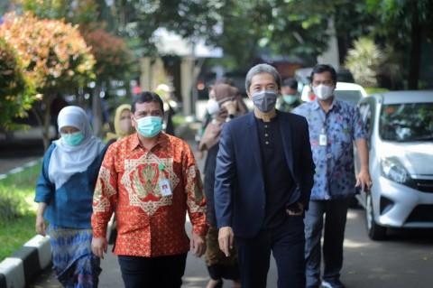 Kemenkes Cek Persiapan Vaksinasi Covid-19 di Kota Bogor