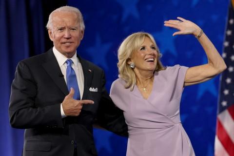 Cerita Lamaran Joe Biden Lima Kali Ditolak Jill
