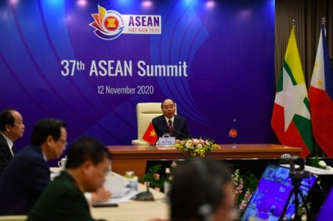 Pemimpin ASEAN Memulai KTT di Tengah Persaingan Kekuatan Besar