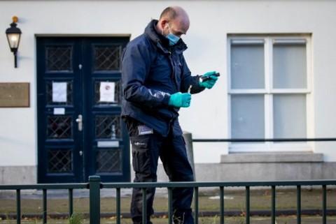Kedubes Arab Saudi di Belanda Dilanda Penembakan