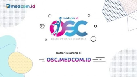 3.036 Peserta Lolos Tahap Online Test Beasiswa OSC Medcom.id
