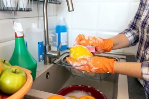 Tips Aman Mengolah Makanan pada Masa Pandemi