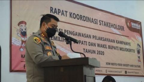 14 Wilayah di Mojokerto Berpotensi Rawan Jelang Pilkada