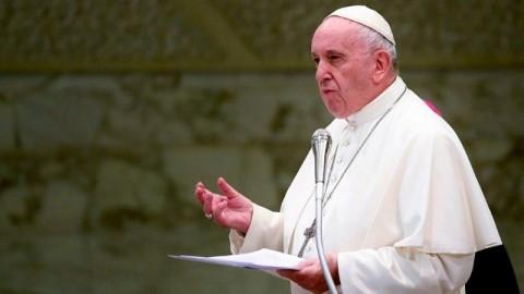 Paus Fransiskus Ucapkan Selamat kepada Joe Biden