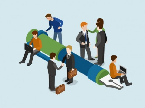 Produktivitas Tenaga Kerja Indonesia di Bawah Rata-rata ASEAN