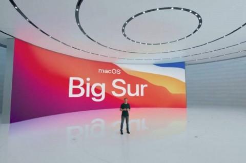 macOS Big Sur Tersedia Mulai 12 November