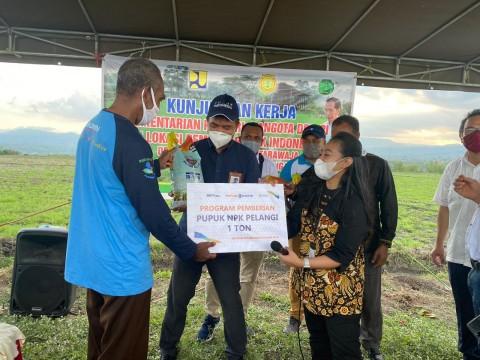 NasDem Dongkrak Kesejahteraan Masyarakat NTT Lewat Sektor Pertanian