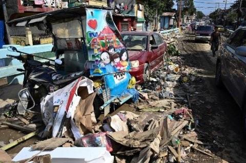 Korban Tewas Topan Vamco Filipina Terus Bertambah