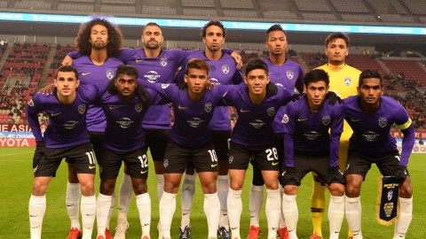 Gegara Lockdown, Johor Darul Ta'zim Gagal Lanjutkan Liga Champions Asia