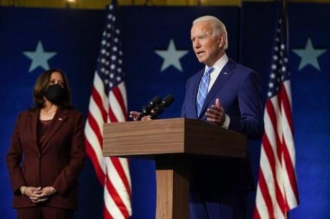 Joe Biden Menang di Georgia, Pimpin Suara Hingga 306