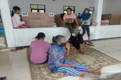 Boyolali dan Klaten Diminta Persiapkan TPS Darurat Antisipasi Merapi