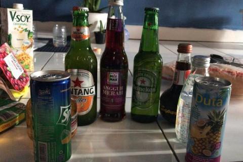 RUU Larangan Minuman Beralkohol Dijamin Tak Mematikan Industri lokal