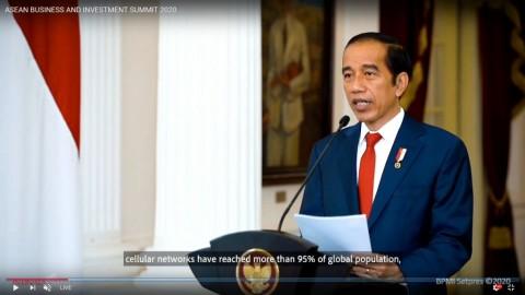 Jokowi Beberkan Lima Kesepakatan Pertemuan KTT ke-37 ASEAN