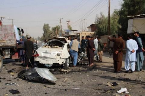Ledakan di Gerbang Masuk Kabul Tewaskan Tiga Prajurit