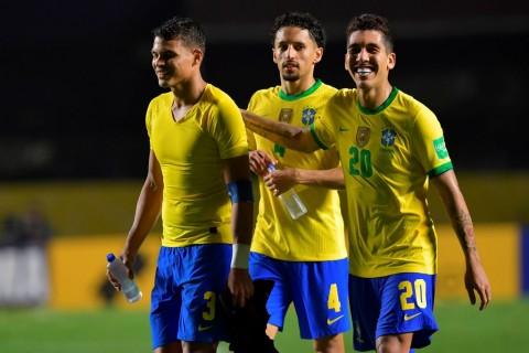 Brasil Siap Perang Lawan Uruguay