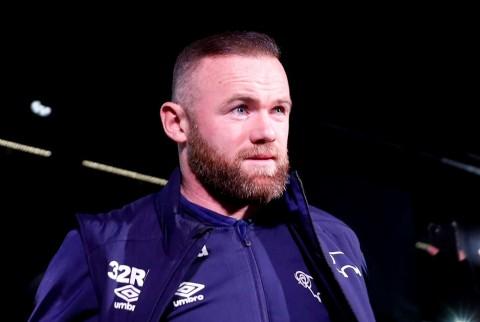 Cocu Dipecat, Wayne Rooney Ditunjuk jadi Pelatih Interim Derby County
