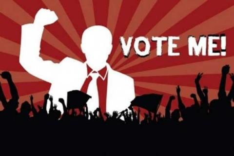 Cabup Lampung Tengah Kampanye di Dapur Warga