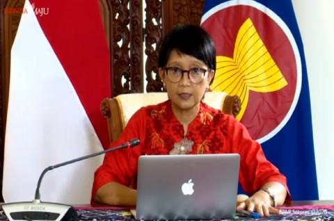Indonesia Konsisten Jaga Sentralitas dan Soliditas ASEAN