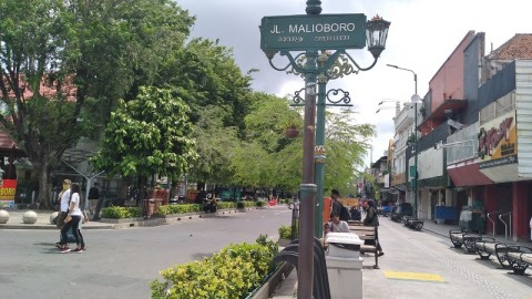 Skema Uji Coba Semi Pedestrian Malioboro Diubah