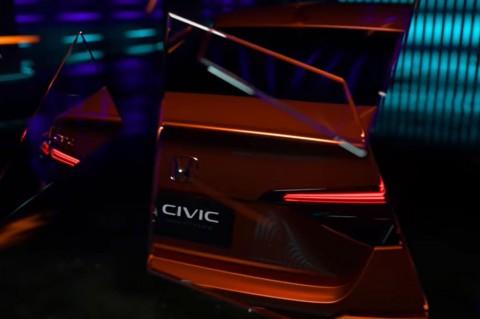 Honda Luncurkan Mobil Baru Besok, Ini Bocorannya