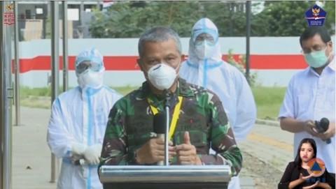 Hunian Pasien Covid-19 di RSD Wisma Atlet Meningkat Usai Libur Panjang