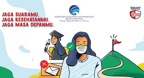 Sosialisasikan Pemilihan Serentak 2020, Kominfo Gandeng KIM