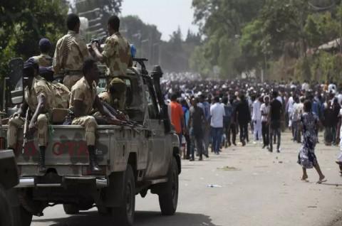 Kelompok Bersenjata Serang Bus di Ethiopia, 34 Orang Tewas