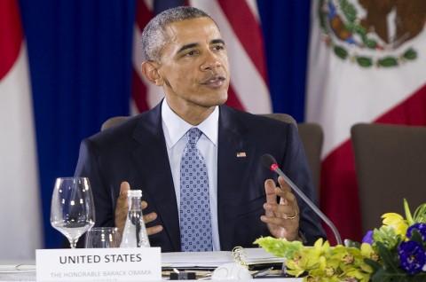 Obama Minta Trump Utamakan Negara Ketimbang Ego