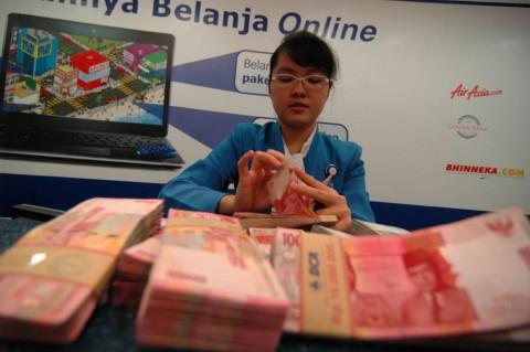 Kurs Rupiah Hari Ini Melaju ke Level Rp14.130/USD