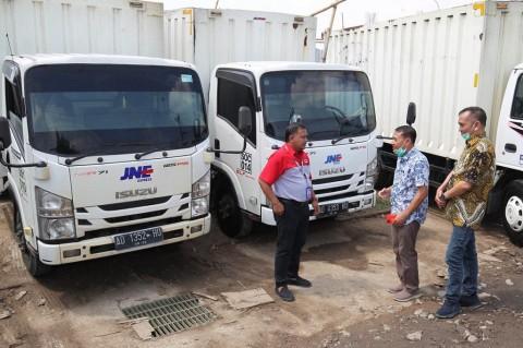Bisnis Logistik dan Jasa Kurir Melesat saat Pandemi Covid-19
