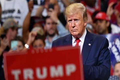 Trump Tegaskan Tak Pernah Mengakui Kekalahan Apapun