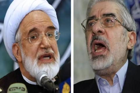 Pemimpin Oposisi Iran Positif Covid-19
