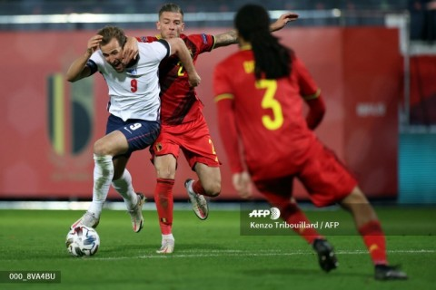 7 Catatan Menarik setelah Belgia Patahkan Asa Timnas Inggris