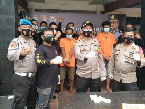 Beraksi di Tangerang, Pelaku Curanmor Ditangkap di Kampung Ambon