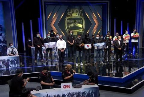 3 Media Menangkan PUBG Mobile MetroFest Cup 2020