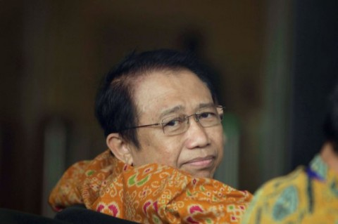 Marzuki Alie Sebut Pernyataan Kakak Penyuap Nurhadi Ngawur
