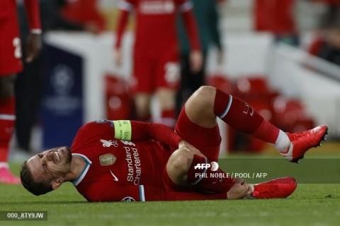 Henderson Berpotensi Tambah Daftar Pemain Liverpool yang Absen