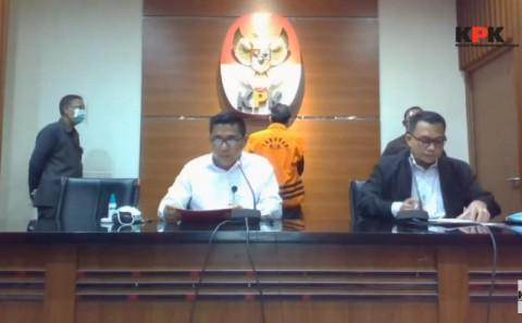 Mantan Legislator Jabar Tersangka Suap Dana Bantuan untuk Pemkab Indramayu