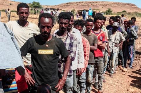 Ethiopia Bombardir Tigray usai Tolak Seruan Mediasi