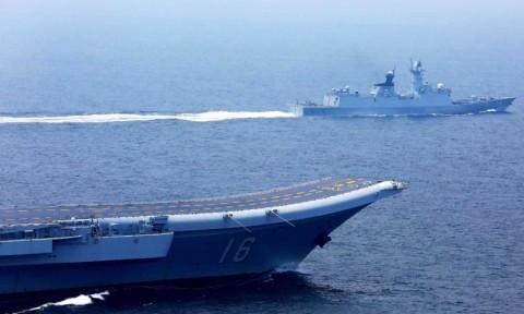 Tiongkok Gelar Dua Latihan Militer Serentak Hadapi Gejolak di Laut China Selatan