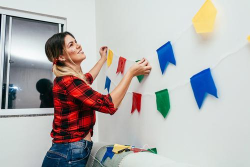 Terapi warna bisa membantu memerbaiki suasana hati (Foto:Shutterstock)
