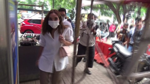 Gisel Penuhi Panggilan Polisi Terkait Video Intim